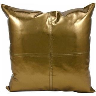 "Michael Amini Throw Pillow Bronze 16"" x 16"" by Nourison"