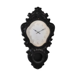 Elements 27x15-inch Regal Wall Clock