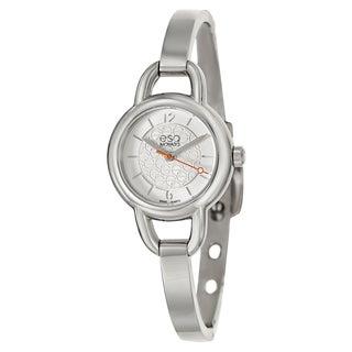ESQ by Movado Women's 07101418 'Status' Stainless Steel Swiss Quartz Watch