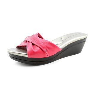 Bandolino Women's 'Yeva' Leather Sandals