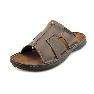 Clarks Men's 'Swing Around' Leather Sandals
