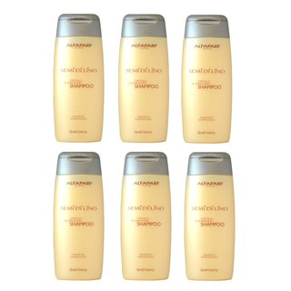 Alfaparf Milano Semi Di Lino Cristalli Illuminating 8.45-ounce Shampoo (Pack of 6)