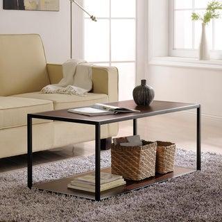 Altra Metal Frame Coffee Table
