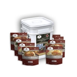 Wise Foods Grab-and-Go Food Kits