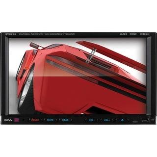 "Boss BV9755 Car DVD Player - 7"" Touchscreen LCD - Double DIN"