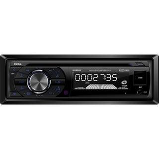 Boss 506UA Car CD/MP3 Player - iPod/iPhone Compatible - Single DIN