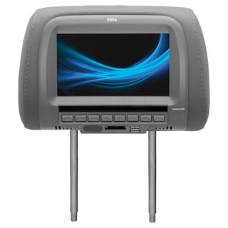"Boss HIR7UGR Car Flash Video Player - 7"" LED-LCD"