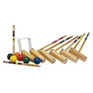 Franklin Sports Advanced 6-player Croquet Set