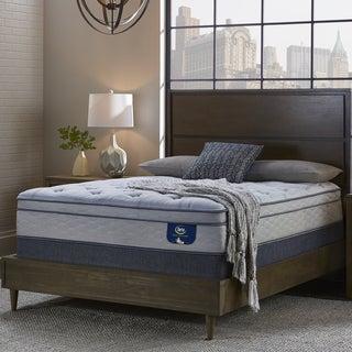 Serta Perfect Sleeper Bristol Way Supreme Gel Euro Top Cal King-size Mattress Set