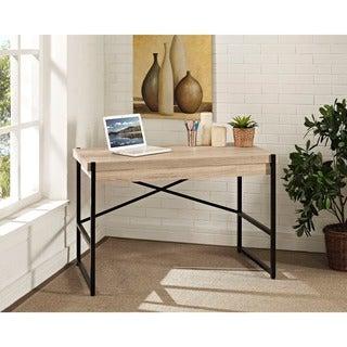 Denver 48-inch Desk and Dropfront Laptop Drawer