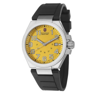 Victorinox Swiss Army Men's 'Active Convoy' Stainless Steel Military Time Watch