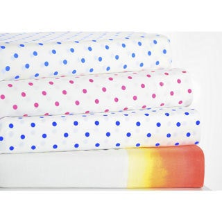 Teen Vogue Wrinkle-resistant Printed Sheet Set