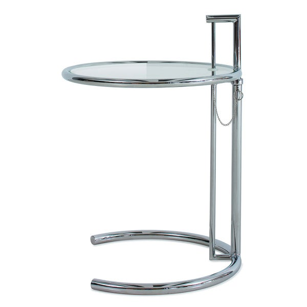 Height Of Coffee Table To Sofa: Orion Adjustable Height Side Table