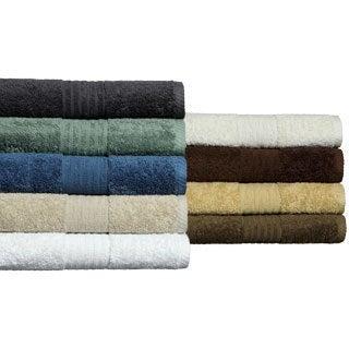Premium Ring Spun Cotton Bath Towels (Set of 4)