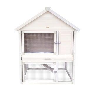 Huntington Townhouse Eco-friendly Rabbit Hutch