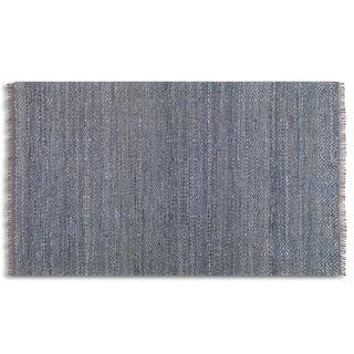 Cascadia Denim Denim Rug (5' x 8')