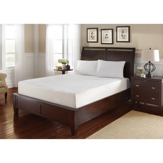 WHITE by Sarah Peyton 10-inch Full-size Gel Convection Cooled Memory Foam Mattress