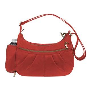 Travelon Anti-theft Signature Hobo Bag