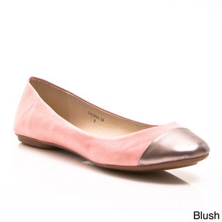 2012 new arrival ladies' ballet flats ,Round toe,casual genuine