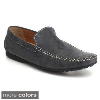 J's Awake Men's 'Dalton-22' Slip-on Casual Loafers