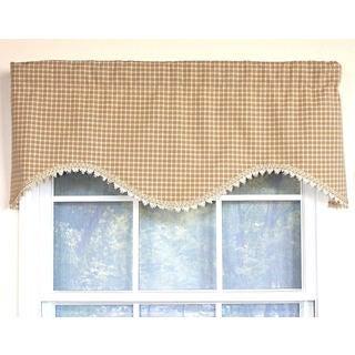 Tammy Pearl Cornice Window Valance