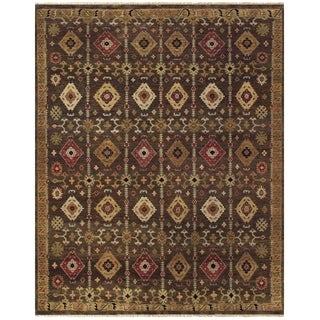 Feizy Isabella Brown Rug (7'9 x 9'9)