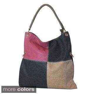 Lithyc 'Lunak' Colorblock Tote Bag