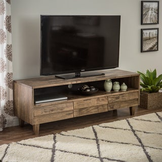 Venetian 3-drawer Entertainment Center
