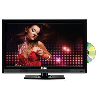 Naxa RBNTD-1954 19-inch Widescreen LED 1080i HDTV ATSC Digital Tuner with DVD Player
