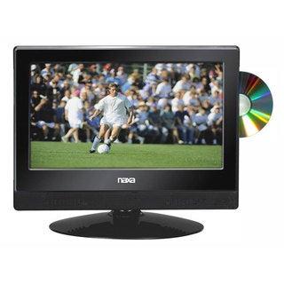 Naxa NTD-1354 LED 13.3-inch 1080i HDTV ATSC Digital Tuner with DVD Player
