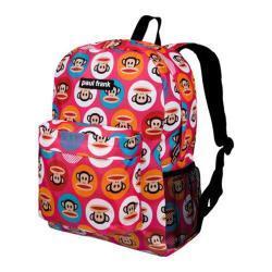 Children's Wildkin Crackerjack Backpack Paul Frank Core Dot
