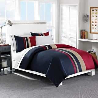 Nautica Everson Cotton 3-piece Comforter Set