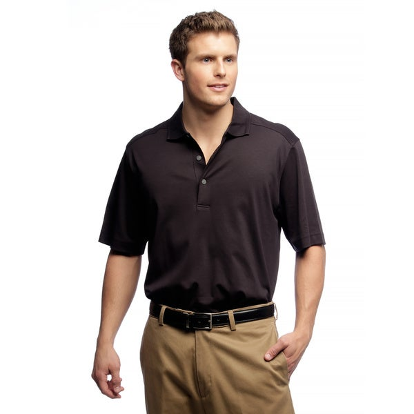 Black Golf Shirt Black Golf Polo Shirt
