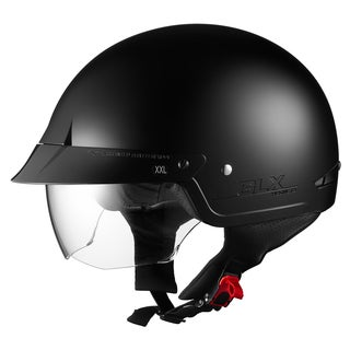 M14 Sniper Half Helmet with Retractable Sun Shield