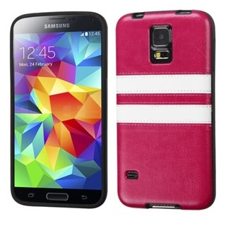 INSTEN Design Plastic Hard Plastic Snap-on Protector Phone Case Cover for Samsung Galaxy S5
