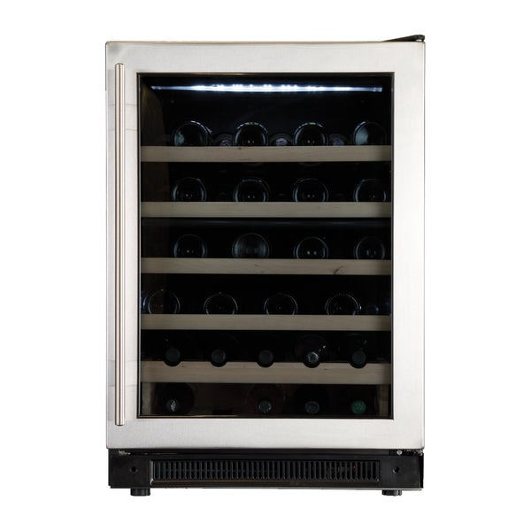 Haier WC200GS 48-bottle Wine Cellar with Dual Zone Cooler (Refurbished)
