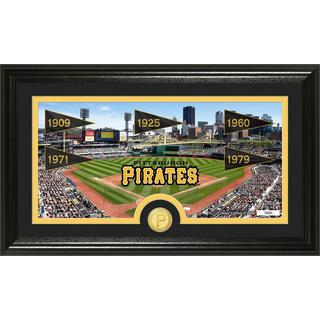 MLB Pittsburgh Pirates Traditions Bronze Coin Panoramic Photo Mint