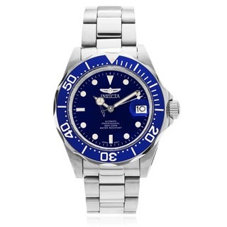Invicta Men's 9094C Stainless Steel 'Pro Diver' Automatic Watch