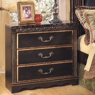 Signature Design by Ashley Coal Creek Three Drawer Night Stand