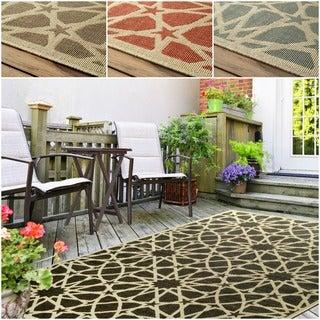nuLOOM Indoor/ Outdoor Porch Rug (5' x 8')