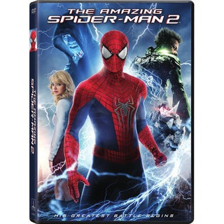 The Amazing Spider-Man 2 (DVD)