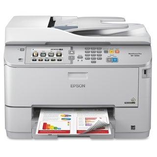 Epson WorkForce Pro WF-5690 Inkjet Multifunction Printer - Color - Pl