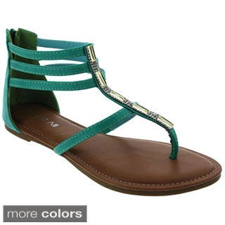 MACHI Women's Gladiator Sandals