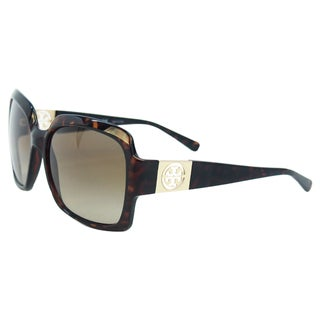 Tory Burch Women's 'TY 9027 510/13' Tortoise Sunglasses