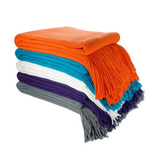 Cashmere Showroom Soft and Fluffy Throw