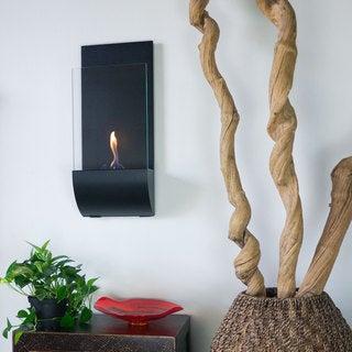 Torica Wall Mounted Fireplace