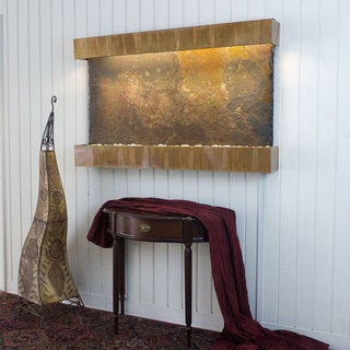 Rajah Slate Horizon Falls Classic Large with Copper Patina Trim