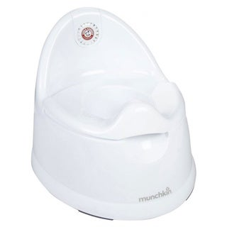 Munchkin Arm & Hammer Natural Fit Potty in White