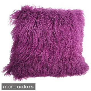 Cashmere Showroom Mongolian Pillow Cover