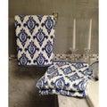Dena Home Madison Collection Printed 3-piece Towel Set